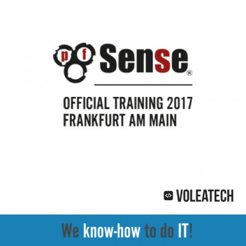 pfsense training