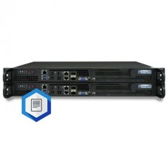 XG-1537 High Availability