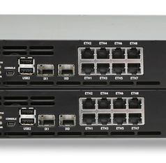 XG-7100 1U High Availability